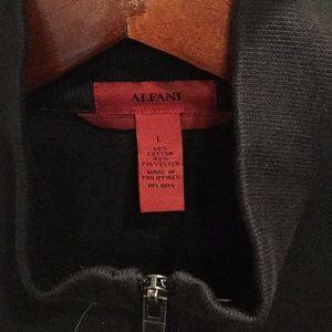 Men's ALFani Zipper Jacket. New with Tags